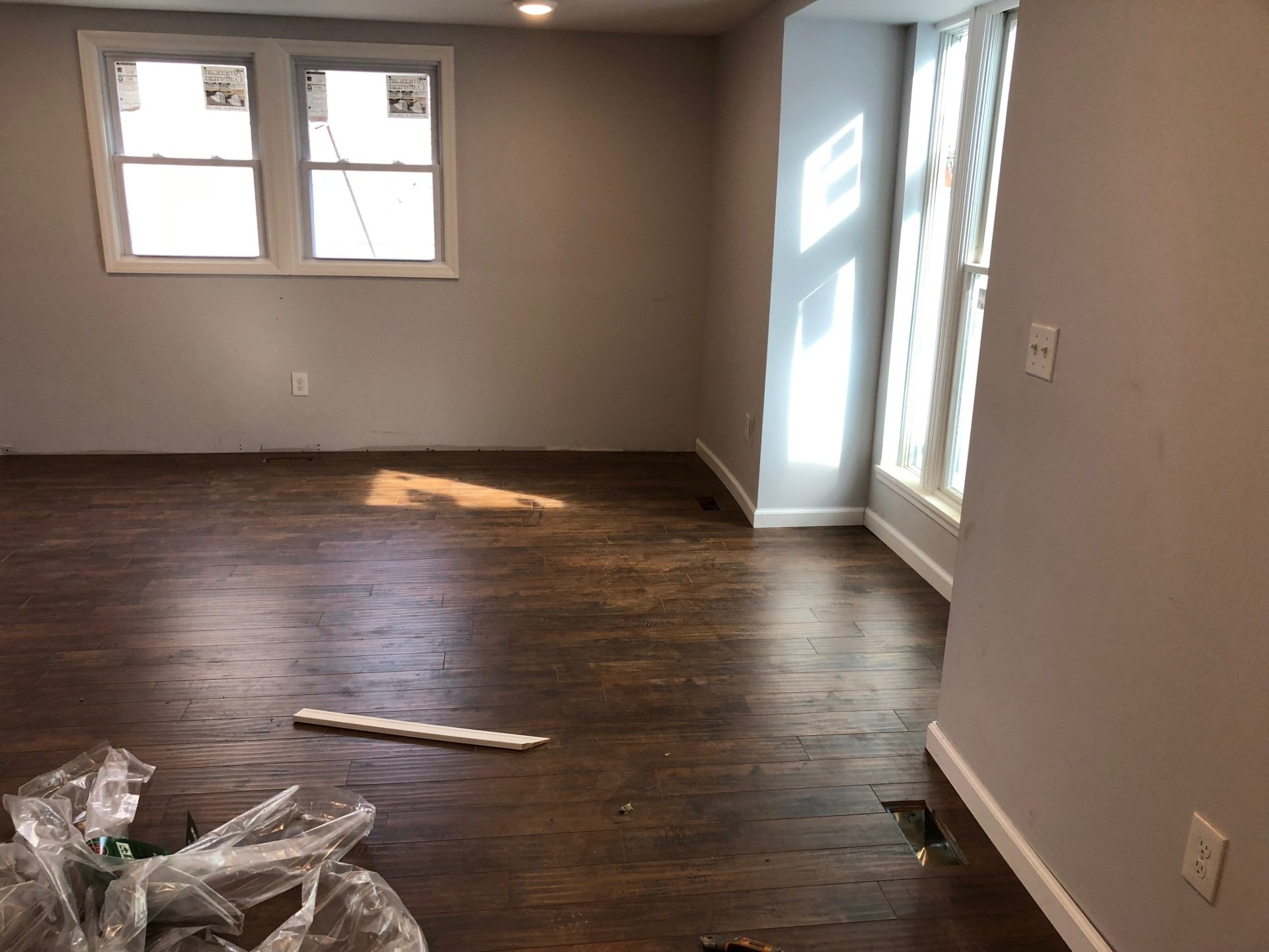 Beutifull hardwood floors